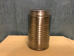 Asobu Can 18 Oz Stainless Insulated Drinking Cup Screw Lid no Straw