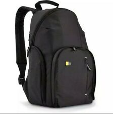 Case Logic DSLR Compact Camera Backpack, Black