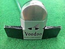 "mm3116 / Never Compromise Voodoo CENTER SHAFT Putter / RH / ~34"" Steel / GP Grip"