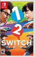 NEW 1-2 Switch (Nintendo Switch, 2017)