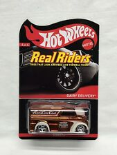 HOT WHEELS RLC REAL RIDERS SERIES 12 DAIRY DELIVERY # 3303