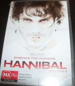 Hannibal: Season 2 Two (Australia Region 4) DVD - New