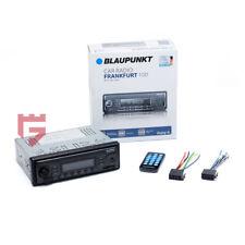 Blaupunkt Frankfurt 100 Single DIN MP3 USB SDHC Car Stereo Headunit No CD (New)
