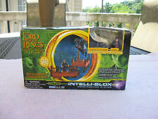 Intelli-Blox Lord of the Rings Buckleberry Ferry Ecape Block Set ~New Opened Box