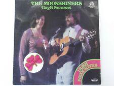 THE MOONSHINERS - Gay & Seamus - RARE OZ LP