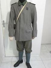Repro Uniforme allemand Bluse M15 + culotte + bandes molletières + brodequins