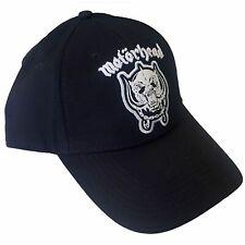 Motörhead Warpig Unisex Baseball Cap Kappe Mütze NEU & OFFICIAL!