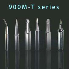 900m T Series Soldering Iron Tips Set For Hakko Soldering Station Tool Change