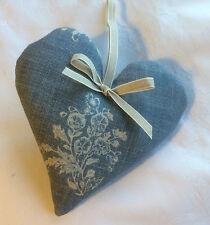 Kate Forman Organic Lavender Heart Agnes BLUE   Gift    EASTER