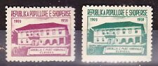 1960 Albania. Albanian Stamps. 50 Years Normal School (Elbasan).  MNH.