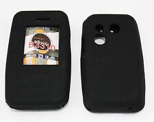 Silikon Case schwarz für Samsung B3310 Handyhülle Schutzcase Cover