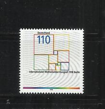 ALEMANIA, (R.F.A.). Año: 1998. Tema: CONGRESO DE MATEMATICAS.