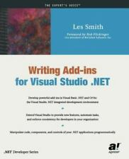 Writing Add-ins for Visual Studio .NET
