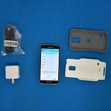 Samsung Galaxy S5 SM-G900V 16GB Ch-Black (Verizon) Unlocked Smartphone+Otter Bx