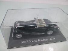 De Agostini 1:43 Mercedes-Benz 540 K Spezial Roadst 1936 siehe Foto (WM3021) OVP