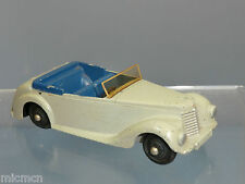 """VINTAGE DINKY TOYS MODEL No.38e ARMSTRONG SIDDELEY SPORTS COUPE """"GREY VERSION"""""""