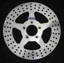 Brake Disc Rotor S/S FRONT 2000up CycleHaven replaces Harley 44136-00 & 44156-00