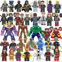 Bausteine Held Rache Filmvielfalt Toys Figur Spielzeug Gift Modell 35PCS