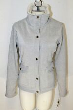 Womens Madden Girl Faux Shepra Fur Heather Gray  Jacket Coat NWT M
