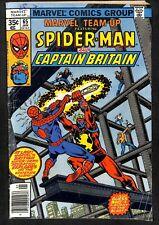 Marvel Team-up #65 GD/VG 3.0 1st US Captain Britain! Comics