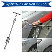 Car Dent Damage PDR Paintless Repair Removal Slide Hammer Hail Pulling Tool Kit