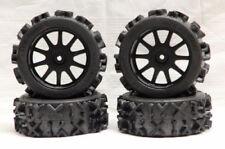 Pièces et accessoires noirs pour véhicules RC 1:5