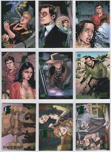 2015 Upper Deck Firefly the Verse Green Foil Parallel You Pick Finish Your Set