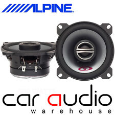 "Alpine SPG-10C2 4"" 10 cm 2 Way 360 Watts a Pair Car Van Dash Coaxial Speakers"