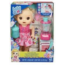 Hasbro Baby Alive Magical Mixer Baby Strawberry Shake Baby Doll E6943