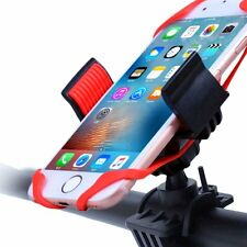 Zone Tech Bike Motorcycle Cell Phone Mount Adjustable Phone GPS iPod Holder 3.7""