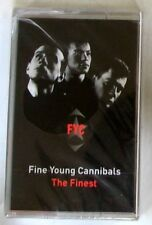 FINE YOUNG CANNIBALS - THE FINEST - Musicassetta Cassette Tape MC K7 - Sealed