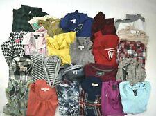 Wholesale Lot of 23 Women's Size Small Tops Mixed Season Blouses & Shirts