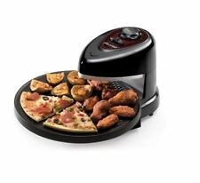NEW Oven Rack Electric Rotating Non Stic Pan Convection Toast Bake Presto Pizza