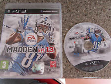 PLAYSTION 3 PS3 GAME MADDEN NFL 13