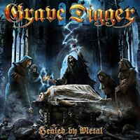 Grave Digger - Healed By Metal [CD]