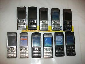 11 Nokia E50-1 - Metal Black (LOCKED) Smartphone***PLEASE READ***