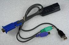 DSAVIQ-PS2M Avocent Virtual Media SIM w/ VGA PS/2 KVM Cables 520-438-501