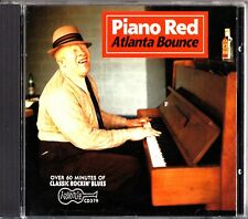 PIANO RED- Atlanta Bounce CD (The Best of Blues Boogie/Songs) Arhoolie