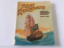 1990 1st Edition Pirate Radio Stations Underground Broadcasts, Andrew Yoder