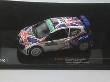 Ixo Peugeot 207 S2000 Winner Brazil 2009 K.Meeke RAM368 1:43