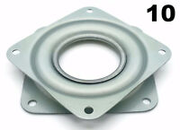 """15 1000 LB Cap Lot of 12/"""" Inch Lazy Susan Round Turntable Bearings Fifteen"""