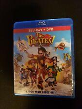 The Pirates, Band Of Misfits, Blu-ray +Dvd. Lot E1.