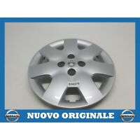 "Hubcap Chandika Rim Covers Studs Cups 15 "" For NISSAN Micra"