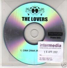 (G676) The Lovers, Crik Crak - DJ CD