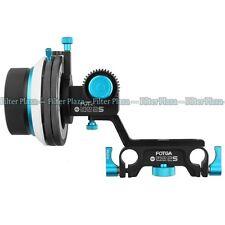 Upgrade Improved Fotga DP500IIS Dampen Follow Focus A/B Hard Stops for 15mm rod