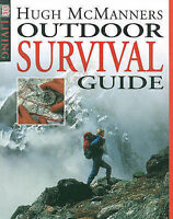 Very Good, Outdoor Survivial Guide, McManners, Hugh, Book