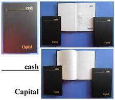 CAPITAL CASH: flusso di cassa, cash flow, diario per appunti, bloc note, agenda