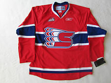 SPOKANE CHIEFS WHL RED PREMIER  REEBOK HOCKEY JERSEY SIZE MEDIUM
