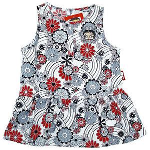 Neu Betty Boop Motiv Stretch Langarmshirt Longsleeve Shirt  98 104 116 128