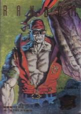 X MEN FLEER ULTRA 95 HUNTERS & STALKERS GOLD CARD 4 OF 9
